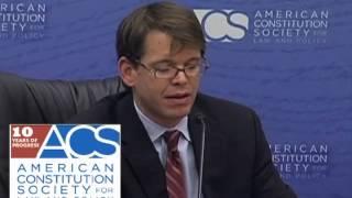 Andrew Ferguson Speaks at ACS