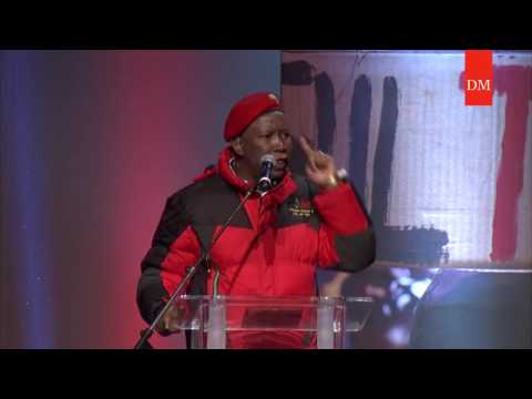 The Gathering: Julius Malema address