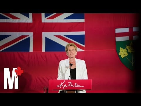 Kathleen Wynne resigns as Ontario Liberal leader following 2018 election