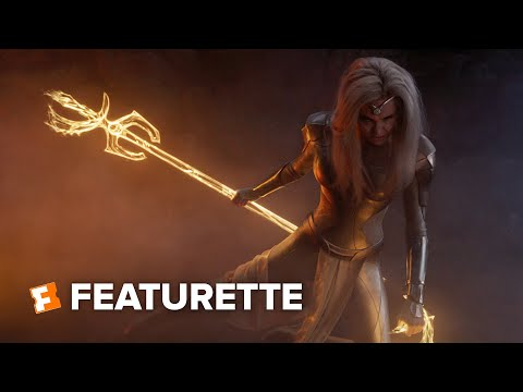 Eternals Featurette - Introducing the Eternals (2021) | Movieclips Trailers