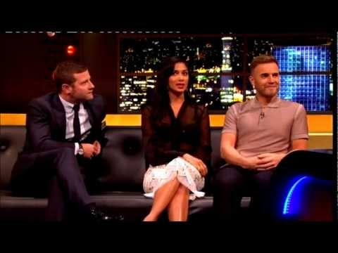 """""""Gary Barlow,Nicole,Dermot O'Leary""""#1 The Jonathan Ross Show Series 3 Ep 08 6 October 2012 Part 2/5"""