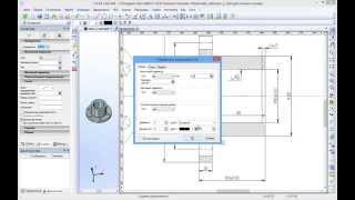 T-FLEX CAD: Урок 2. Создание чертежа по 3D модели
