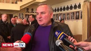 Վերջին հրաժեշտը Ալեքսանդր Գրիգորյանին