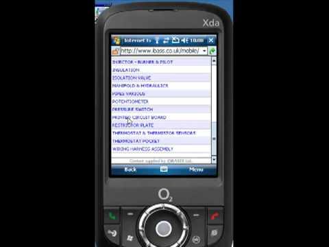 iBASIS PDA V1