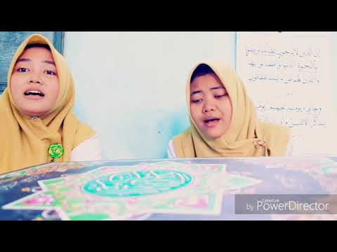 Sholawat Qur'aniyyah 》Dwy Sita Feat Nishfa Lailiyah ➡️ Qosidah Fadhoilil Qur'an/keutamaan Al-Qur'an