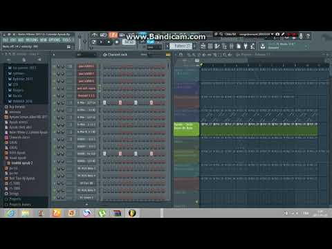rythme rai fl studio