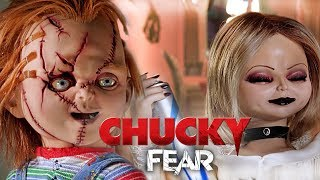 Chucky and Tiffany: A love Story | Child's Play Franchise