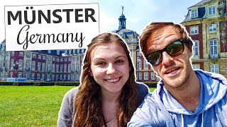 Another beautiful german city to add the list! we got chance explore münster (sometimes written muenster), a historic university town full of life,...