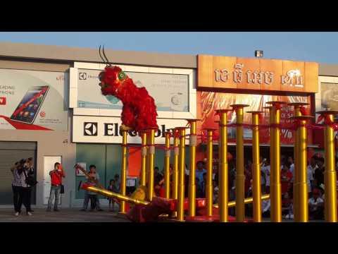 Chinese Lion Dancing 23/Feb/2015 Part 2 / Lion Dancing 23/Feb/2015 Part 2