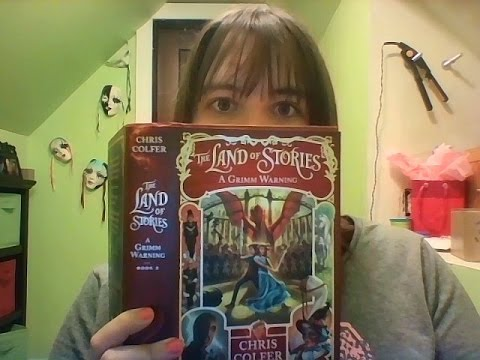 The Land of Stories: A Grimm Warning By: Chris Colfer Chapter 2: The Hall of Dreams (Read Along)