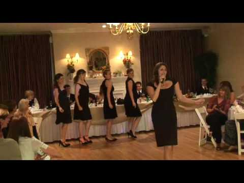 sam and brians wedding the dance