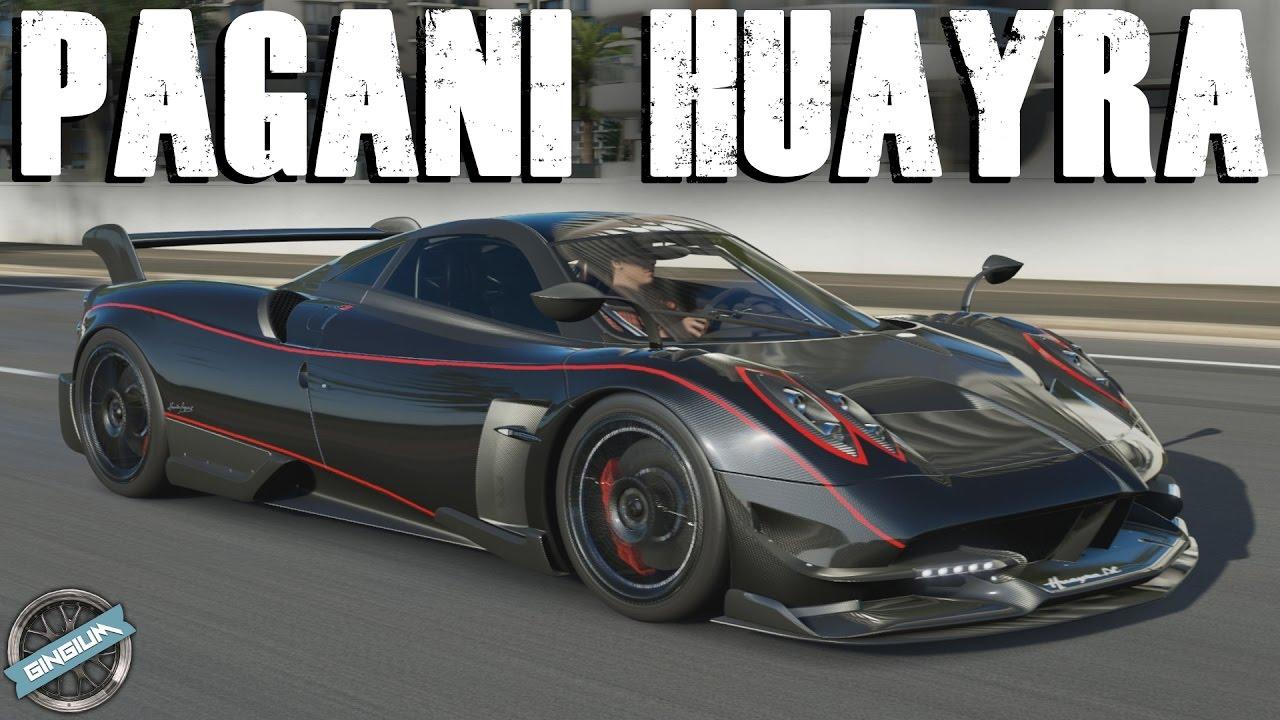 2016 Pagani Huayra BC || RACING, DRIFTING & CUSTOMIZATION || Forza