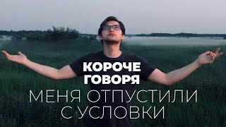 Короче говоря, отпустили с условки / Соколовский на свободе