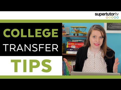 College Transfer Tips: Best Bets And Worst Bets For Transfer Admissions!