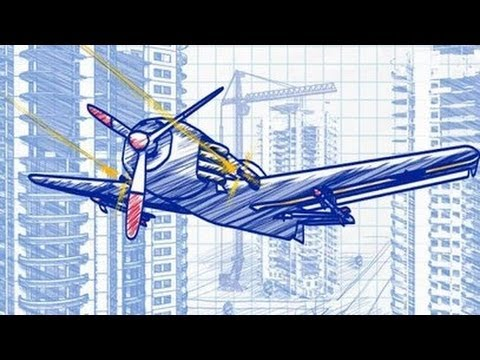 Doodle Planes Android GamePlay Trailer (HD) [Game For Kids]