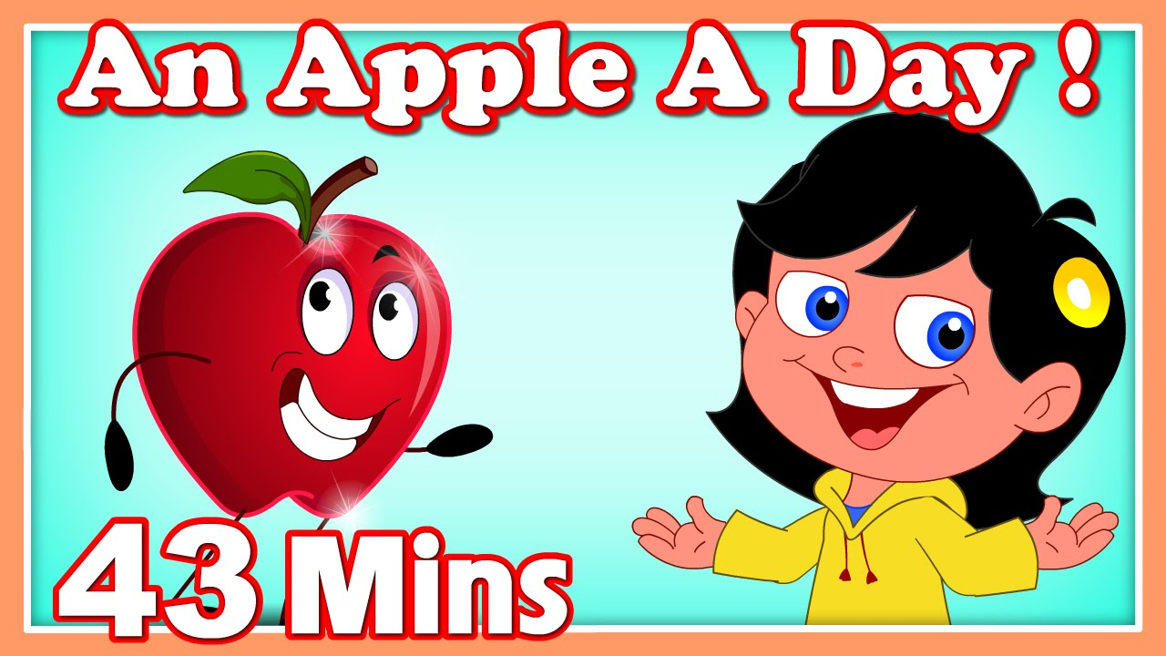 An Le A Day Rhyme Plus Lots More Kids Nursery Rhymes 43 Minutes Compilation From Magicbox You