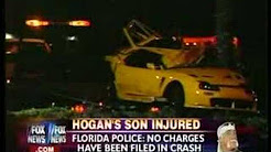 Nick Hogan Car Crash