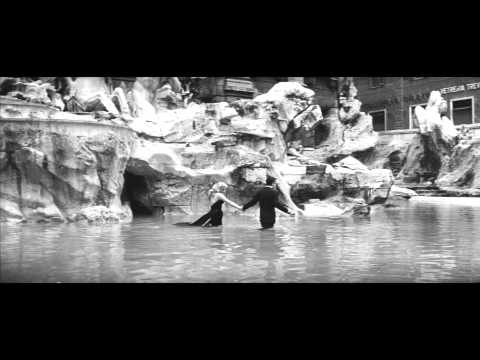 La Dolce Vita Trailer - Starring Anita Ekberg Dir. Federico Fellini
