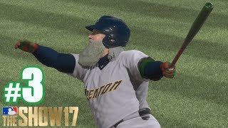 SANTA CLAUS IS THE YANKEES #1 PROSPECT! | MLB The Show 17 | Road to the Show #3