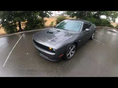 2016 Dodge Challenger R/T Shaker Review (Binaural Audio)