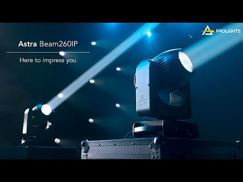 PROLIGHTS Astra Beam260IP
