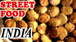 Street Food of INDIA | Fried DAAL PURI Indian Cooking | Best Indian Street Food