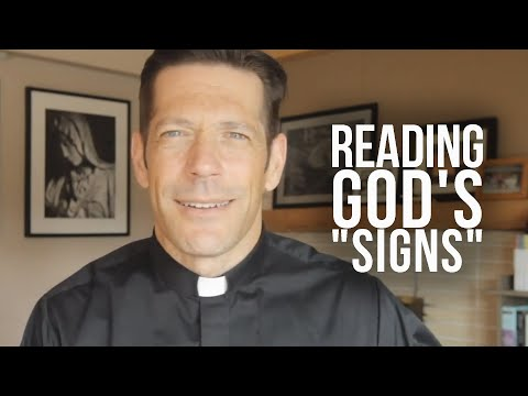 "Reading the ""Signs"" from God"