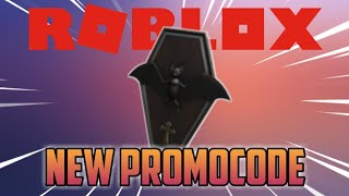 [PROMOCODE] HOW TO GET COFFIN BATPACK ON ROBLOX
