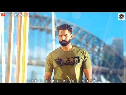 ♥️Dukh Status Video I 😍Parmish Verma I M Vee I New Punjabi sad songs 2018 I Status Video