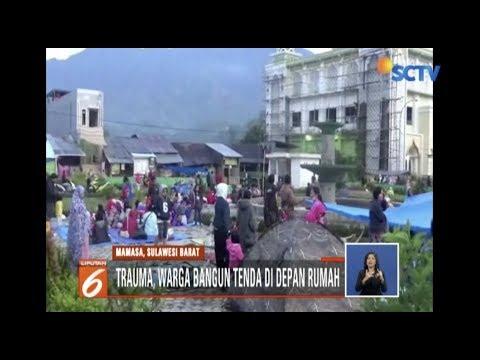 Kepanikan Warga usai Gempa 5,5 SR Guncang Mamasa - Liputan 6 Siang Mp3