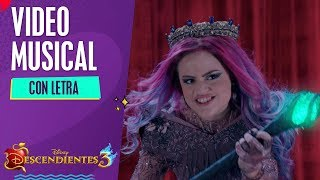 🎶 Queen of Mean | Video Musical con letra | Descendientes 3