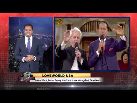 BREAKING NEWS: LoveWorld USA Network Launched Pt.1