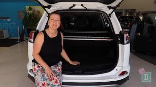 Family car review: Toyota RAV4 2018