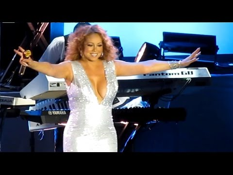 Mariah Carey - Without You | Live in Israel 2015