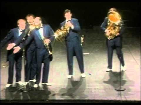 Tuba Tiger Rag - Boy Mozart!  - Live from Atlanta 1985 Part 5 - Canadian Brass
