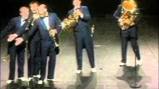 Tuba Tiger Rag - Boy Mozart!  - Live from Atlanta 1985 Part 5 - Canadian Brass