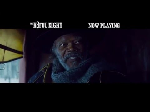 The Hateful Eight (2015) - TV Spot (Now Playing) SAMUEL JACKSON, KURT RUSSEL HD