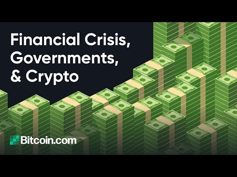 Roger Ver Talks About The Financial Crisis, Govts, & Crypto - Bitcoin.com Features