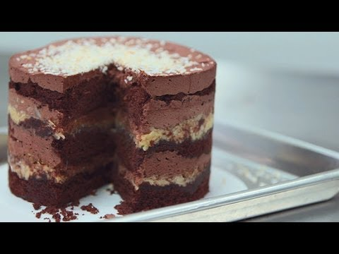 Momofuku Milk Bar S German Chocolate Jimbo Cake Get The