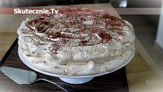 Dacquoise vel dakłas vel tort bezowy :: Skutecznie.Tv [HD]