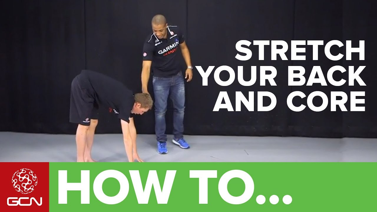 How To Improve Lower Back Stability With Dynamic Stretches From Garmin-Sharp