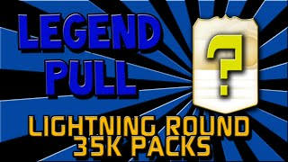 Fifa 15 - Lightning Round Packs! - LEGEND PULL!! Thumbnail