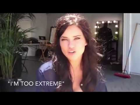 Adriana Lima's weight loss secrets & unhealthy lifestyle habits