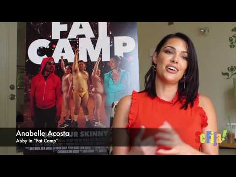 Anabelle Acosta in Fat Camp, Quantico and Ballers