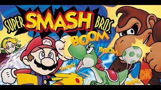 Smash 64 Tournament // Mystery Box Night