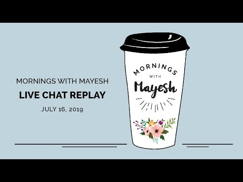 Mornings with Mayesh: Florist Tech Talk