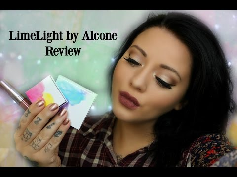 LimeLight by Alcone Makeup Review | First Impression