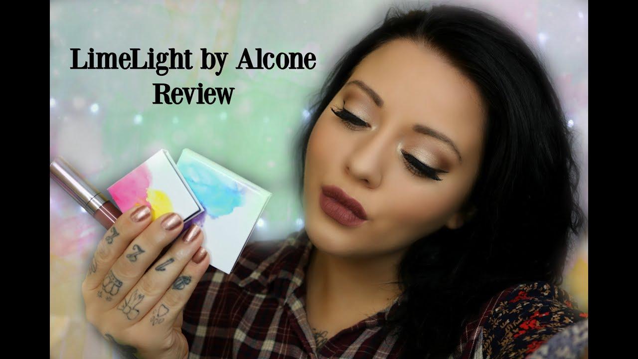 Alcone makeup