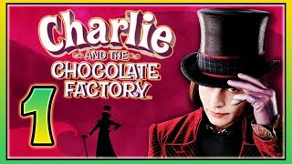 Charlie and the Chocolate Factory Walkthrough Part 1 (PS2, Gamecube, XBOX) ~ Chapter 1