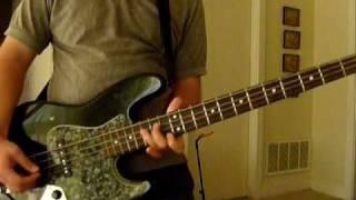 "Slowdive - ""Alison"" on bass"